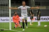 Ligue Europa : Manchester United sorti par Séville avec de gros regrets