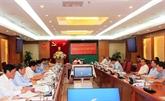 La Commission de contrôle du Parti épingle plusieurs officiels
