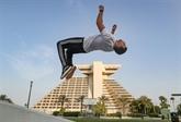 Le parkour fait son apparition dans la jungle urbaine de Doha