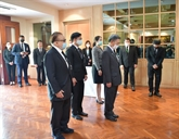 Dernier hommage à l'ancien secrétaire général du PCV, Lê Kha Phiêu à l'étranger