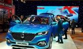 Voiture : la marque britannique MG revient au Vietnam
