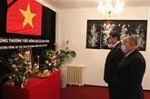Hommage posthume à l'ancien secrétaire général du Parti, Lê Kha Phiêu, en Algérie et en Slovaquie