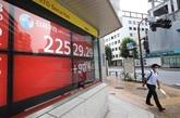 La Bourse de Tokyo en très légère hausse, le yen remonte