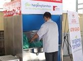 Des distributeurs automatiques de riz installés à Dà Nang