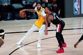 Les Bucks tombent de haut, Portland piège les Lakers