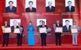 Célébration des 75 ans du Congrès des représentants du peuple de Tân Trào