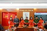 Antidrogue : le 20e bureau de liaison frontalier ouvert à Cao Bang