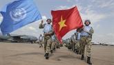 Les installations sanitaires du Vietnam au Soudan du Sud saluées