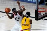 Les Raptors envoient un message aux Lakers