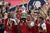 Coupe d'Angleterre : Aubameyang offre la Cup et l'Europe à Arsenal