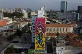 Malgré la pandémie, le street art bien vivant à Sao Paulo