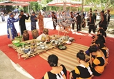 L'abandon du tombeau, le rituel des Raglai à Ninh Thuân