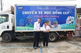 Binh Duong aide les enfants des travailleurs démunis