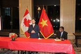 Des amis canadiens exaltent le Président Hô Chi Minh et le Vietnam