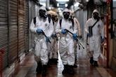 Plus de 250.000 morts du COVID-19, graves reculs socio-économiques