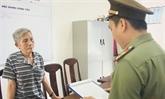 Deux détenus à Phu Yên pour activités anti-étatiques présumées