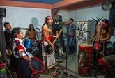 Au Mexique, une rage punk et un souffle amérindien