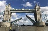 Le Tower Bridge se bloque et provoque des bouchons