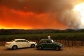 Le nord de la Californie continue de brûler