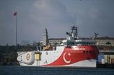 Méditerranée : les ambitions turques mettent de l'eau dans le gaz