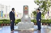 Vietnam et Chine fêtent les anniversaires de différents documents