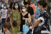 Plus de 4.500 cas en 24 heures en France
