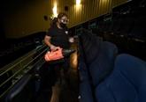 Timide redémarrage des salles de cinéma aux États-Unis