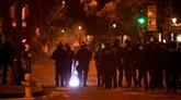 Déception des supporters du PSG, des heurts avec la police à Paris