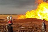 Coupure de courant après une attaque présumée d'un gazoduc