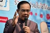 Le PM thaïlandais propose quatre domaines de coopération Mékong - Lancang
