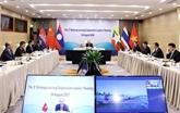 Le Vietnam et les 5 pays du Mékong cherchent à faire face aux défis