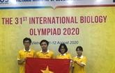 Olympiades internationales de biologie : tous les Vietnamiens ont été primés