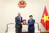 Promotion de la coopération Vietnam - France en matière de sport