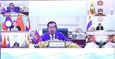 Le Cambodge partage la vision de développement de la coopération Mékong - Lancang