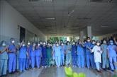 Réouverture de l'hôpital de Dà Nang après 30 jours de mise en quarantaine