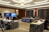 Conférence en ligne du commandant des forces de défense