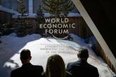 Le forum économique mondial de Davos 2021 repoussé à l'été prochain
