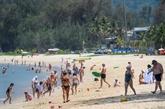 La Thaïlande propose d'ouvrir la porte aux touristes étrangers