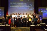 Séminaire virtuel sur le droit international dans le cyberespace à Hanoï