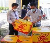 Les dons se multiplient à Dà Nang pour soutenir la lutte anticoronavirus