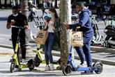 Virus : Paris totalement masqué, plus de 180.000 morts aux États-Unis