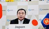 Les ministres aséaniens et japonais de l'Économie cherchent à stimuler la reprise