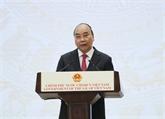 Le PM préside la célébration du 75e anniversaire de la Fête nationale