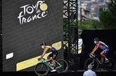 Le Tour de France 2020 d'emblée dans le rouge