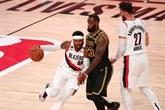 Les play-offs NBA reprennent, le combat contre le racisme s'intensifie