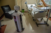 Au Mexique, le petit robot qui donne du courage aux malades du COVID-19