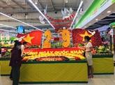 GO! et Big C remercient les agriculteurs vietnamiens