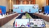 ASEAN : promotion de la coopération économique post-épidémique