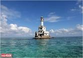 La vie paisible sur l'archipel Truong Sa (Spratleys)