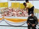La Thaïlande lance une campagne d'éradication du trafic de drogue